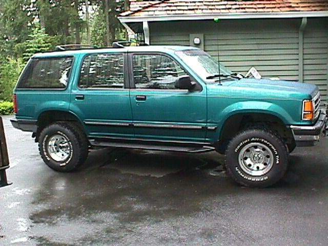 Lifted Ford Explorer >> 91 Ford Explorer Lift Kit New Wiring Diagrams