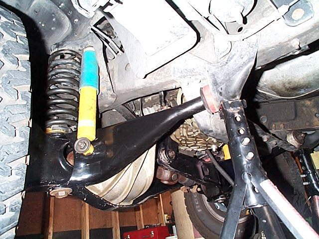 1996 ford ranger transmission crossmember bushing