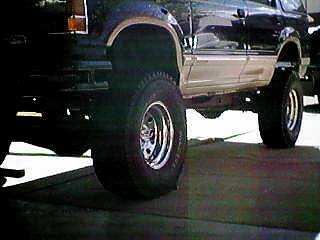 Body lift Installation Ford Explorer Mercury Mountaineer