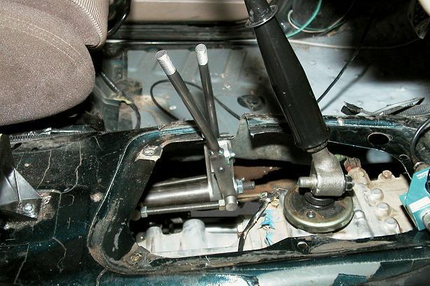 1994 ford ranger manual transfer case