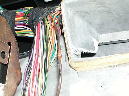 Control Trac Transfer Case Modification Brown Wire