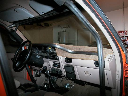 Roll Cage Is Complete Ford Explorer And Ranger Forums