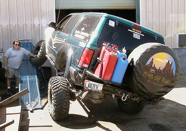 Dana 44 flex shots | Ford Explorer and Ford Ranger Forums