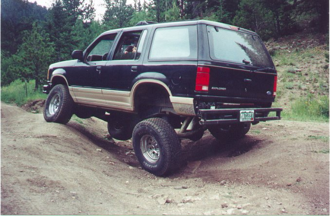 David Meisner S 1992 Ford Explorer 4x4