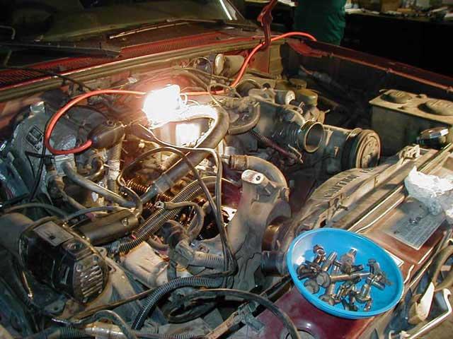 Ford Explorer Ranger 4 0L OHV Lifter Noise/Valve Clatter fix