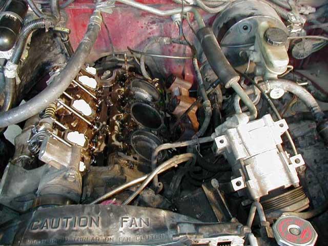 Ford Explorer Ranger 40L OHV Lifter NoiseValve Clatter Fix
