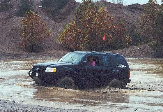 matthew lalondes 2001 ford explorer sport - Ford Explorer Sport 2001 Lifted