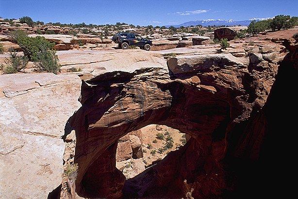 City Market Moab >> Gemini Bridges Gold Bar Rim Ford Explorer Moab 2000
