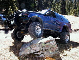 Todd Curtis's Lifted 1998 Ford Explorer Sport 4x4