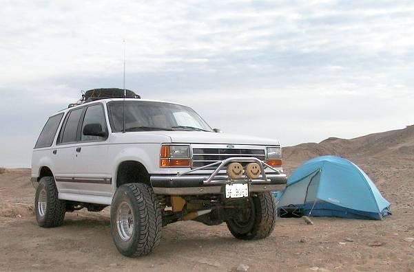 Ford Explorer Truckhaven Run 2000
