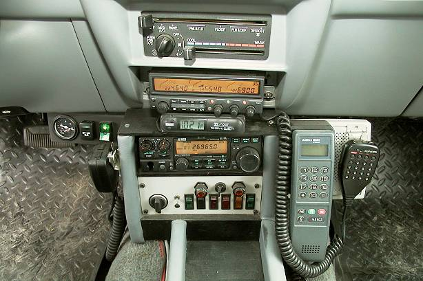 Mounting Location For A Cobra 148gtl Cb Radio Ford Explorer And Rhexplorerforum: Ford Explorer Cb Radio At Elf-jo.com