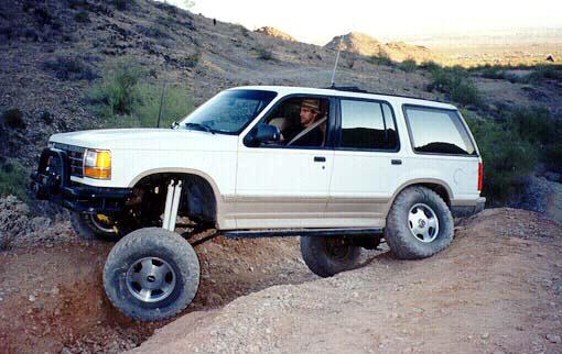 1999 ford explorer xlt transmission